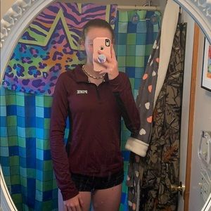 PINK Victoria's Secret Other - Quarter zip up from pink